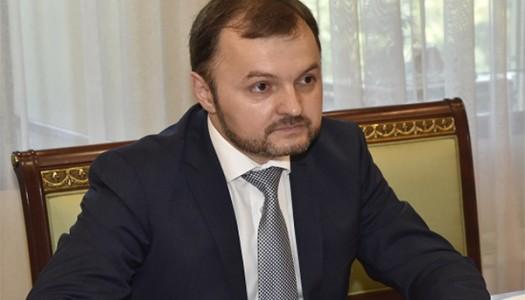 Руслан Болбочан – Надзвичайний і Повноважний Посол Республіки Молдова в Україні