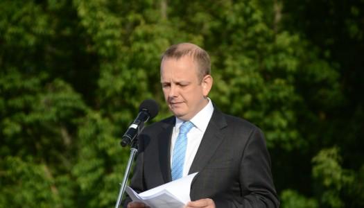 Надзвичайний і Повноважний Посол Естонії в Україні Герт Антсу провів урочистий прийом на честь початку головування Естонії в Раді Європейського Союзу.