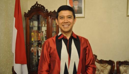 Посол Індонезії Юдді Кріснанді провів урочистий прийом  з нагоди Дня незалежності країни.Посол Індонезії Юдді Кріснанді провів урочистий прийом  з нагоди Дня незалежності країни.
