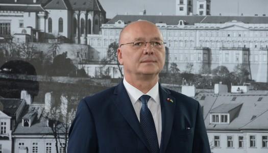 Посол  Чеської Республіки в Україні провів прийом з нагоди державного свята.