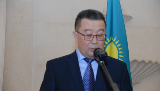 State reception, dedicated to the Independence Day of the Republic of Kazakhstan, was held in Kyiv