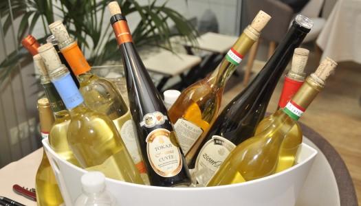 1 лютого у ресторані Bassano пройшла В2В презентація-дегустація  угорських вин