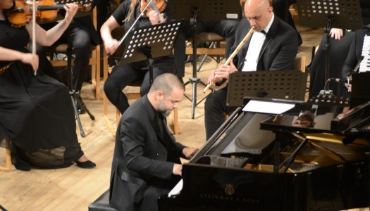 Звуки ліванської музики у Національній філармонії
