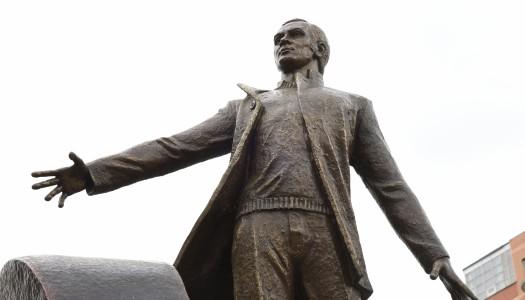 """У Києві відкрито пам""""ятник Мусліму Магомаєву"""