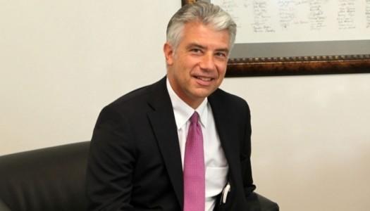 Посол Німеччини в Україні Ернст Райхель про «Північний поток-2», «Миротворець» та кібербезбеку.