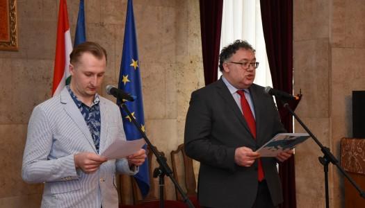 Олександр Білозуб нагороджений Золотим Хрестом від Угорщини