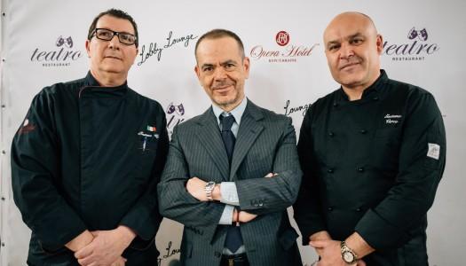 Дні Сицилійської кухні  у готелі «Опера»