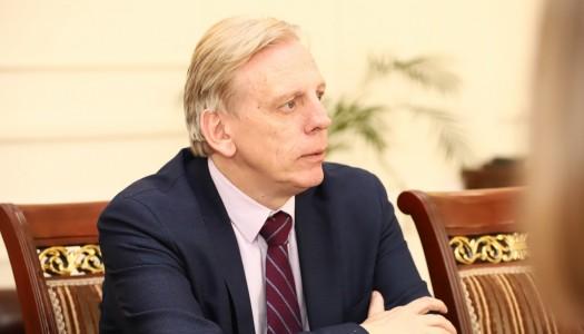 Посол Бельгії Алекс Ленартс:  «Дуже важливо – зберігати санкції проти Росії»