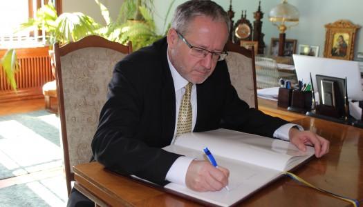 """Посол Словаччини:   «Щодо """"Північного Потоку-2"""" ми в одному човні з Україною»"""